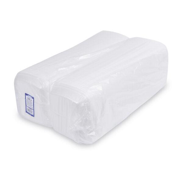 Menu box nedelený biely 241 x 207 x 69 mm [125 ks]