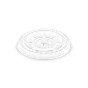 Viečko s krížovým otvorom pre poháriky ø 78 mm [50 ks]