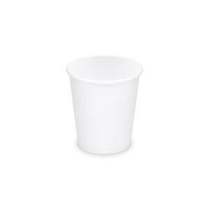 Papierový pohár biely 200 ml, S (ø 73 mm) [50 ks]