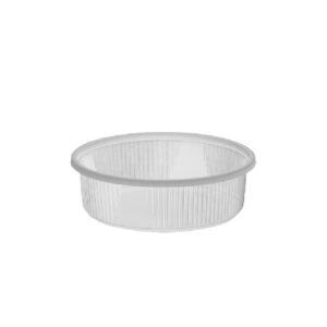 Miska okrúhla priehľadná 125 ml (PP) [100 ks]