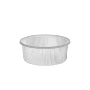 Miska okrúhla priehľadná 200 ml (PP) [100 ks]