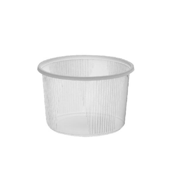 Miska okrúhla priehľadná 300 ml (PP) [100 ks]