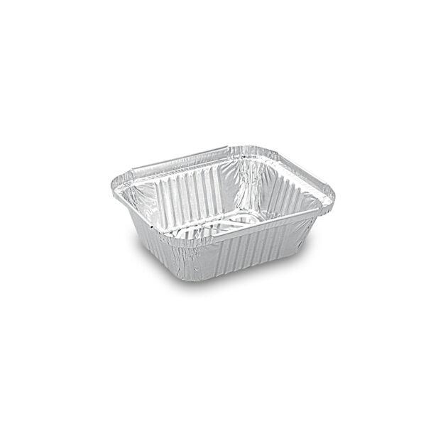 Miska hranatá ALU (470 ml) 14,5 x 12 x 4,1 cm [100 ks]