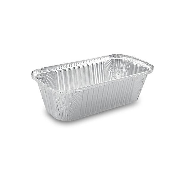 Miska hranatá ALU (1500 ml) 25,2 x 13,2 x 7 cm [100 ks]