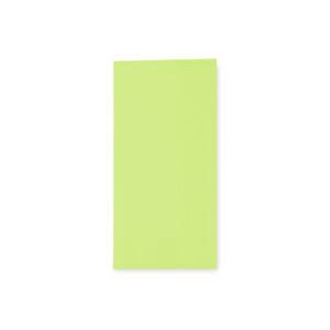 Obrúsky 3-vrstvé, 33 x 33 cm žltozelené 1/8 skladanie [250 ks]