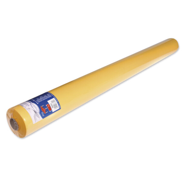Obrus PREMIUM 25 x 1,20 m žltý [1 ks]