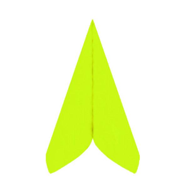 Obrúsky PREMIUM 40 x 40 cm žltozelené [50 ks]
