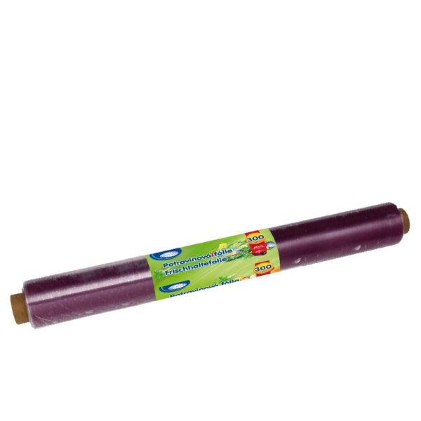 """Potravinová fólia """"PVC"""" 60cm x 300m jednotlivo balená [1 ks]"""