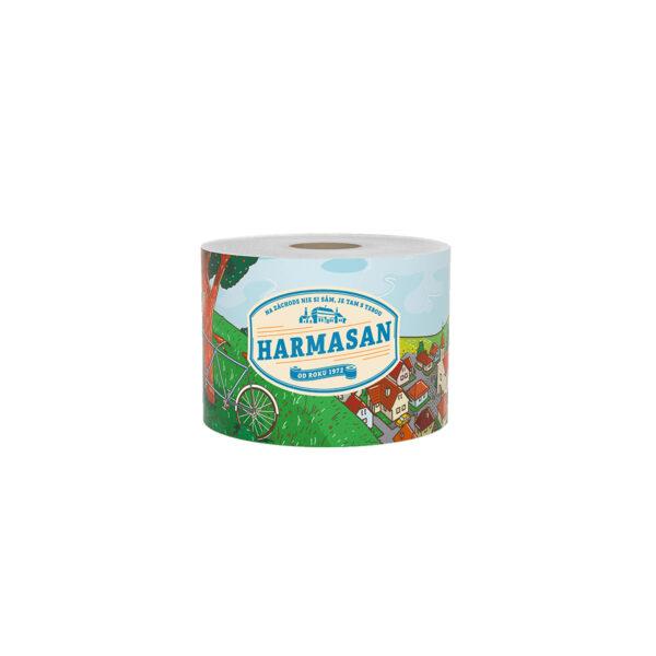 "Toaletný papier 2-vrstvý ""Harmasan Natural Maxima"" 69 m [1 ks]"