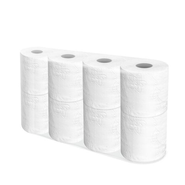 """Toaletný papier 3-vrstvý """"TP Neutral"""" 250 útržkov [8 ks]"""